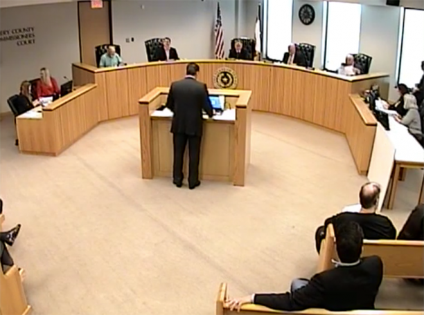 Montgomery County Commissioners Court Incorporation Presentation