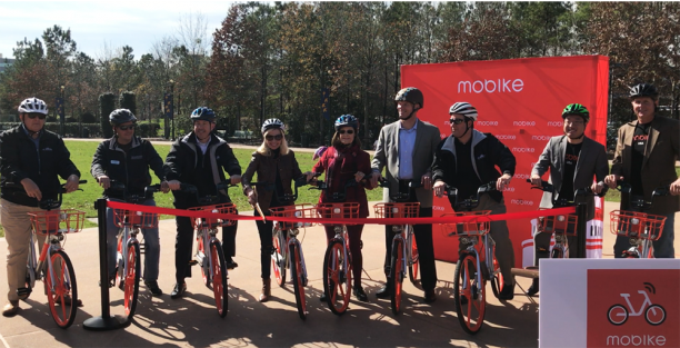 Mobike The Woodlands