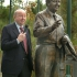 Goerge Mitchell statue